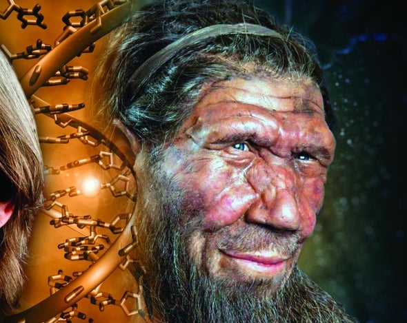"Health Care Let Neandertals ""Punch above Their Weight"""