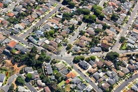 Reducing Street Sprawl Could Help Combat Climate Change