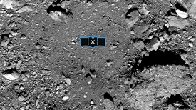 NASA's OSIRIS-REx Successfully Touches Asteroid Bennu