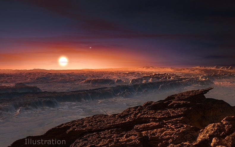 The Book That Predicted Proxima b [Excerpt]