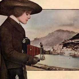 The Fascination of the Foreign, 1913 [Slide Show]
