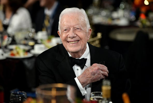 Former Pres. Jimmy Carter Says His Latest Scan Shows No Sign of Cancer