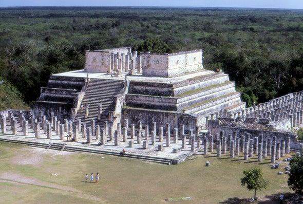 Stunning Artwork Opens New Window on Mighty Maya Civilization