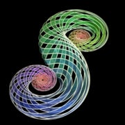 DOUBLE SPIRAL: