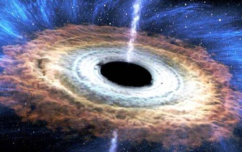 satellite images of black hole - photo #33