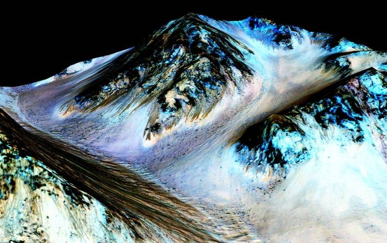 Fear of Spreading Earth Germs on Could Divert Mars Rover