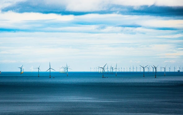 Trump Wants Offshore Drilling, but States Are Choosing Wind Energy
