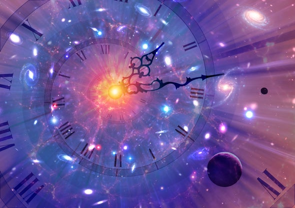The Universe's Clock Might Have Bigger Ticks Than We Imagine