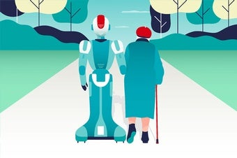 Social Robots Play Nicely with Others