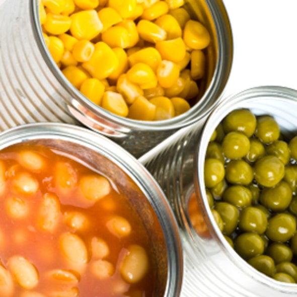 Recipe for High BPA Exposure: Canned Vegetables, Cigarettes and a Cashier Job