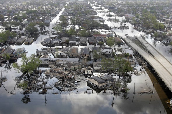 Biden Budget Includes Plan to Help Poor Buy Flood Insurance