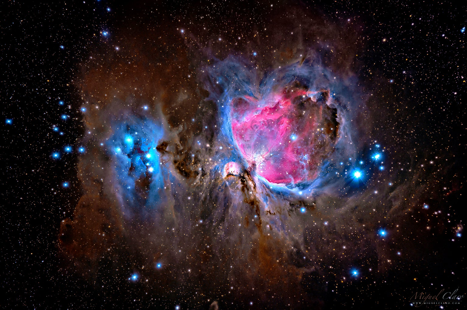 Stunning Astronomy Photographs Look like They're Shot from Space -  Scientific American