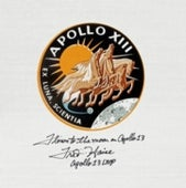 EMBLEM CARRIED ON <i>APOLLO 13</i>