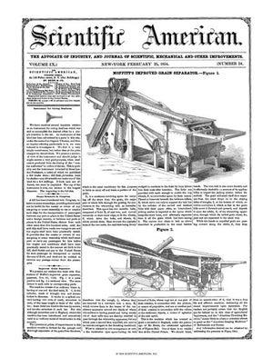 February 25, 1854