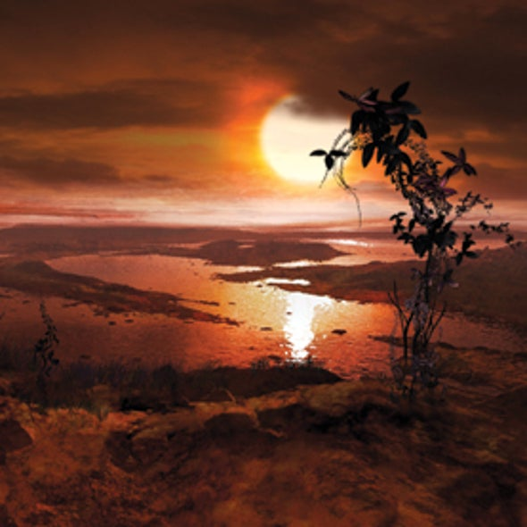 Black Plants and Twilight Zones: New Evidence Prompts Rethinking of Extraterrestrial Life
