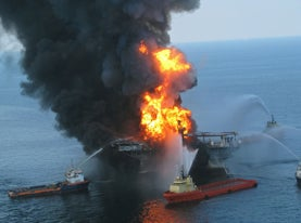 BP Oil Spill, Deepwater Horizon DIsaster