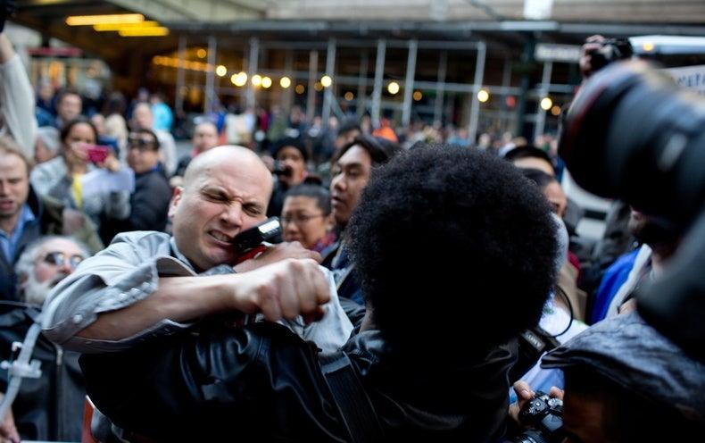Should You Intervene in a Bias Attack?