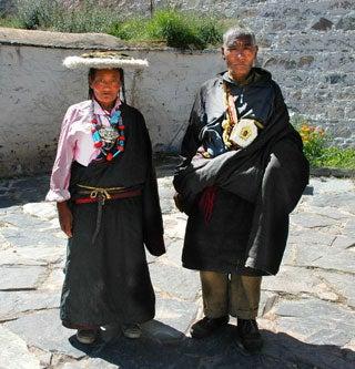 How Tibetans Enjoy the High Life