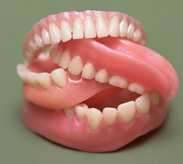 Whitening Strips Alter Proteins in Teeth