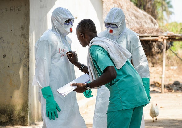 Countries at Heart of Ebola Outbreak See First Virus-Free Week