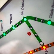 Painting New Lines: Maximizing Color Difference in Metro Maps