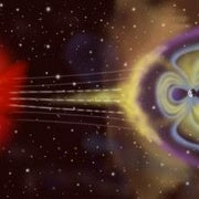 Solar Jets Cause Standing Waves in Earth's Magnetic Field