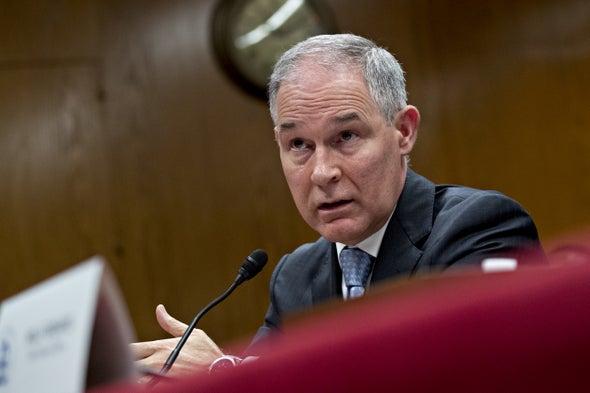 "EPA Science Advisors Question ""Secret Science"" Rule on Data Transparency"