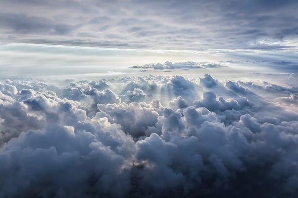 Clouds May Speed Up Global Warming
