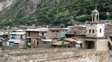 Adobe Homes in Peru's Andes Tell Centuries-Old Toxic Tale
