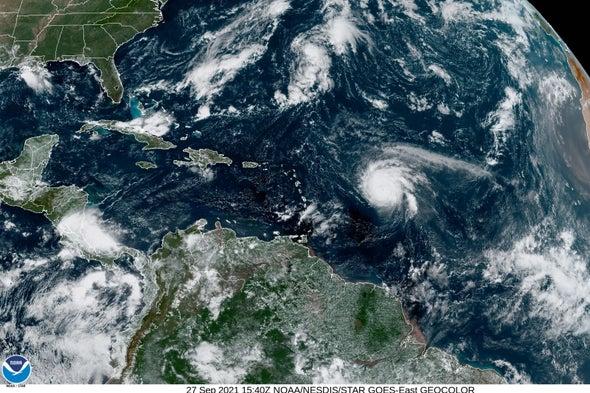 Hurricane Sam Is Latest Monster in Active Storm Season