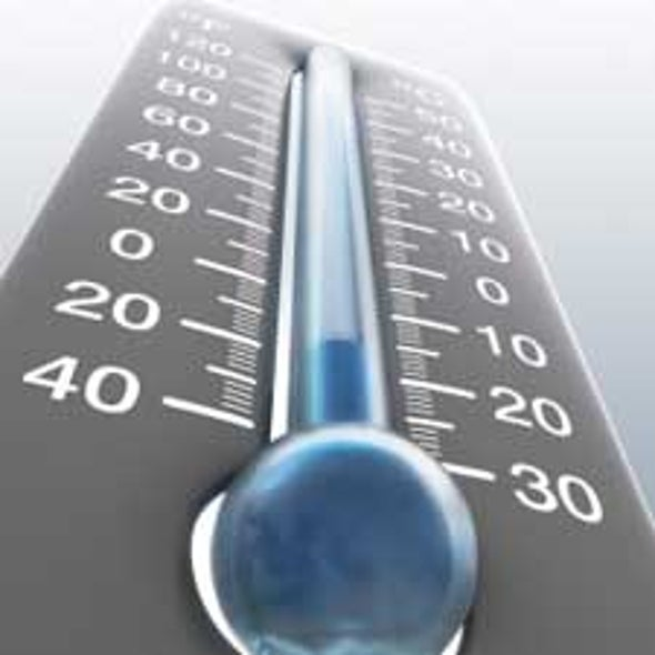 Temperature Drops Put the Squeeze on Heart Attack Risk