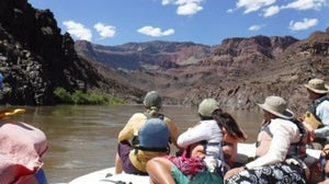 Grand Canyon Rapids Ride for Evolution Education