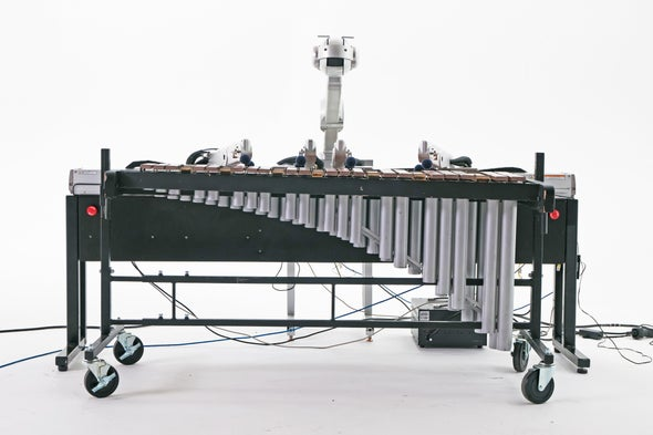 This Robot Can Rap--Really