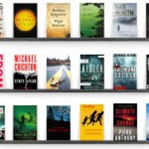 A Look at the Growing Genre of Climate Fiction