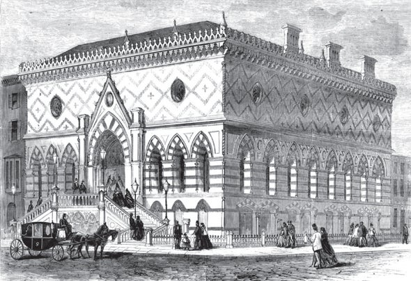 1967: Gene Therapy Might Cure Many Illnesses; 1867: The Grandeur of Public Architecture