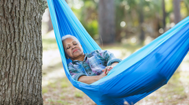 Why Rocking to Sleep Is a Matchless Sedative—and Elixir