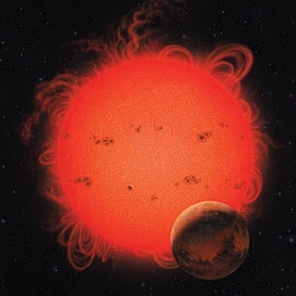 The Sun Will Eventually Engulf Earth--Maybe