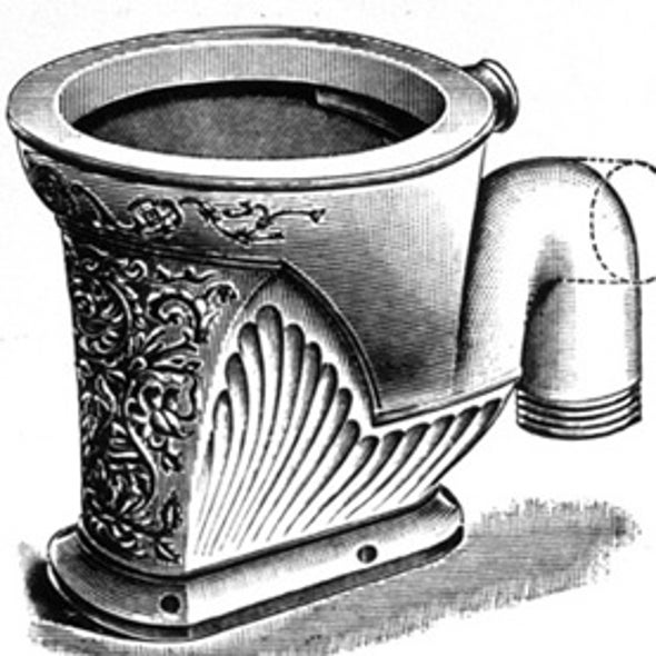 A Brief History of the Toilet [Slide Show]