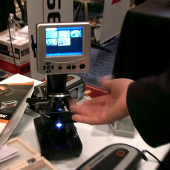 CES Notebook: A Taste of Things to Come