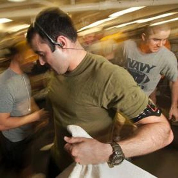 Let's Get Physical: The Psychology of Effective Workout Music