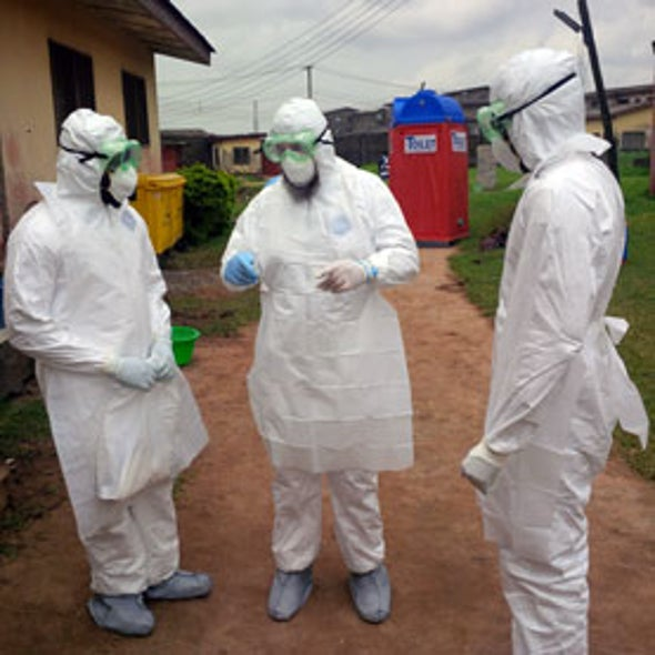 Ebola Outbreak Prompts Changes in Protective Equipment