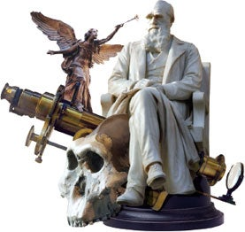 Darwin, creationism, science education
