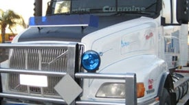 Diesel Trucks and Buses Get Cleaner