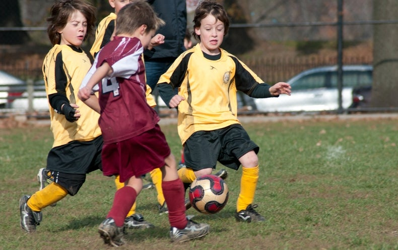 Soccer Injuries Surge as More Kids Play