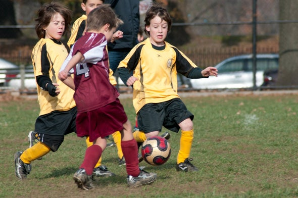Soccer Injuries Surge as More Kids Play