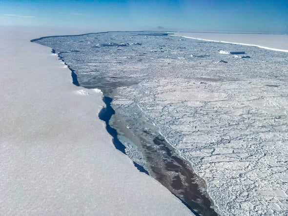 Rescued Radar Maps Reveal Antarctica's Past