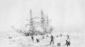 Lost Ship from 19th-C. Franklin Expedition Found by Arctic Archaeologists