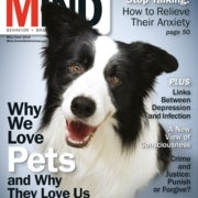 Scientific American Mind Volume 26, Issue 3