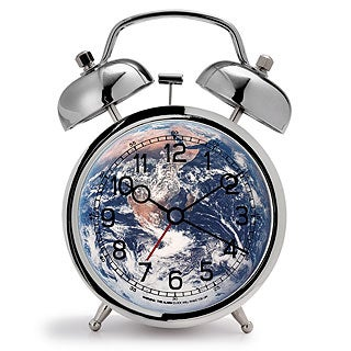Man-Made Warming Altering Nature's Clock