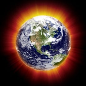 warming-earth